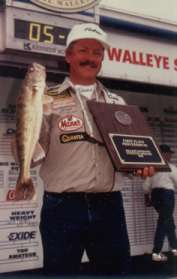 Daryl Christenson Walleye Pro Montello Wisconsin