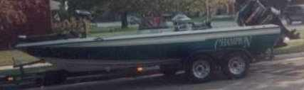 Dave Van Oss Champion boat for sale
