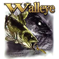 Way Of the Walleye T Shirt