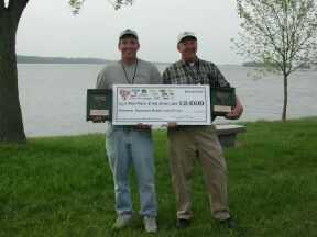 Big Stone Fathere and Son winners 2003 MWC