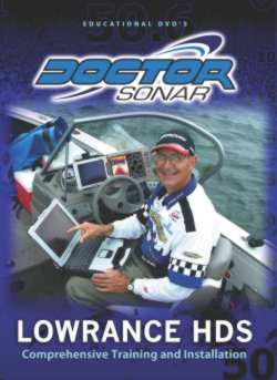 Lowrance HDS Educational DVD