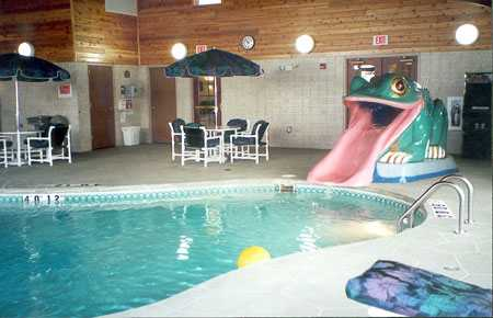 Indoor Pool Americinn Chamberlain SD