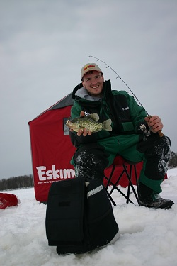 This is one nice ice perch
