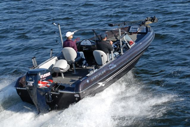 Lund boats for sale on walleyes inc for Walleye fishing boats for sale