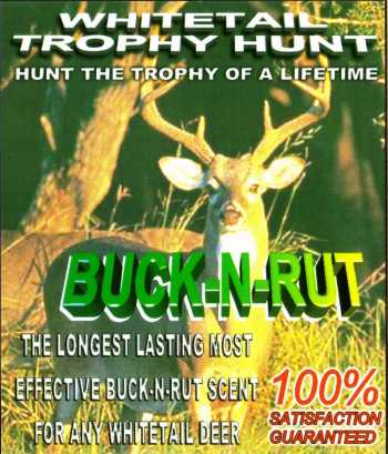 Quickscent Deer Scent