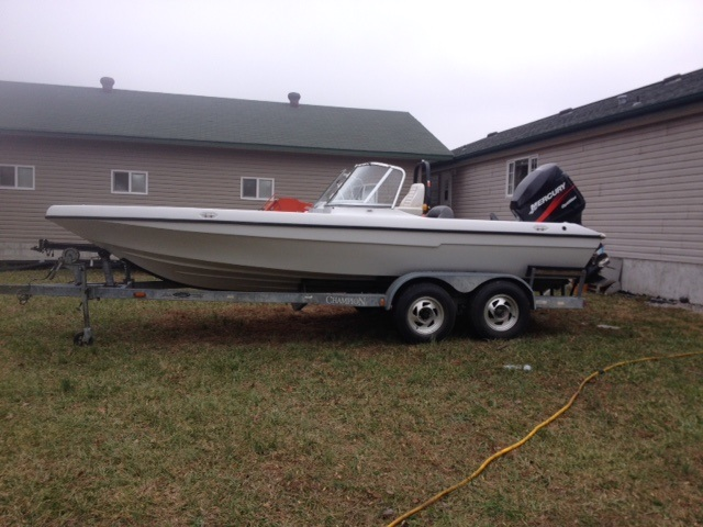 Champion boat for sale