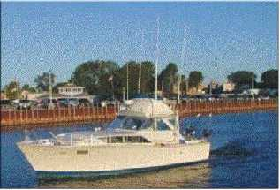 Great lakes Charter boat for saleUsed