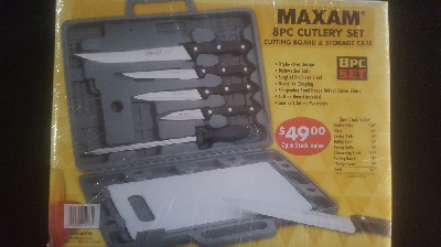Maxam filet Kit
