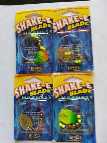 Lindy Shake E 4 pack