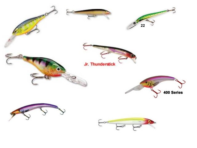 Rapala Lure Pack