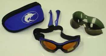 Mad Marlin Goggles goup