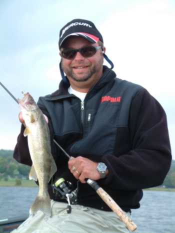 Mark Martin Pro angler and guide