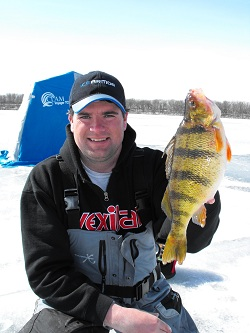 Ice perch