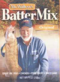 Mr Walleye Gary Roach Original Fishing Batter Mix