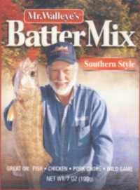 Mr Wallye Gary Roach southern Style Fishing batter
