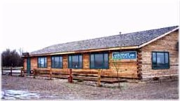 The Outpost Lodge on Lake Oahe