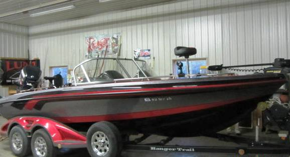 Ranger boat for sale