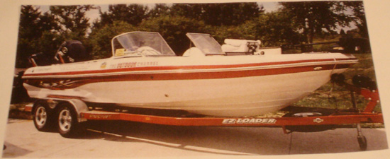 Used Starcraft boat for sale