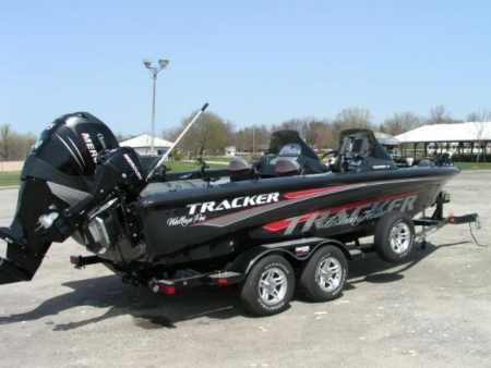 Chase Parsons Tracker Boat For Sale On www.walleyesinc.com