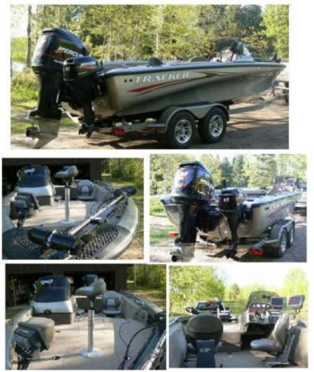 Used Trackerboat for sale
