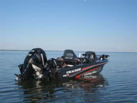 Dale Sorenson's Tracker Boat for sale on for sale on ...