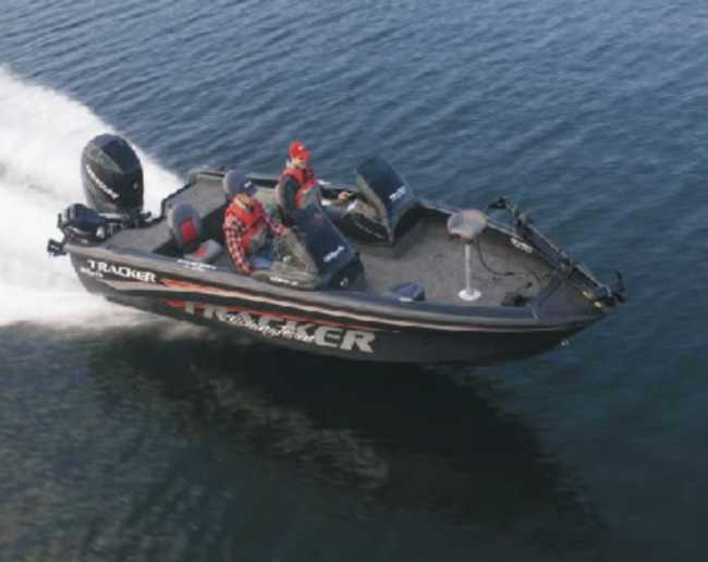 Chase Parsons's Tracker boat for sale on Walleyes Inc. www ...