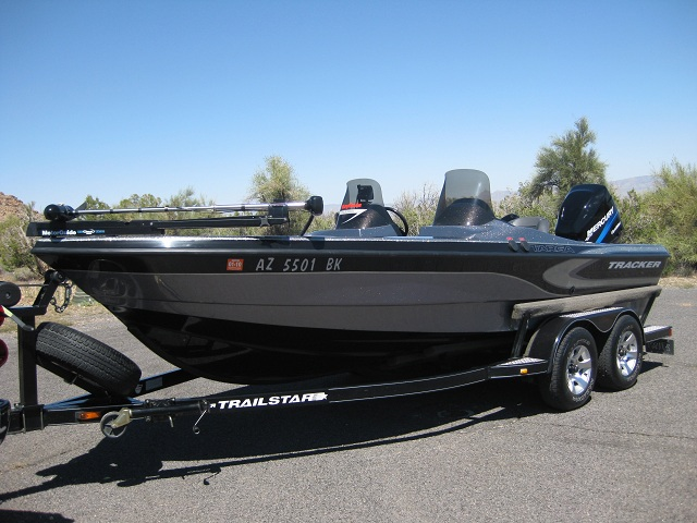 R m gorder 39 s tracker boat for sale on walleyes inc for Walleye fishing boats for sale