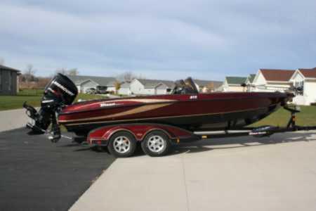 Used Triton boat for sale