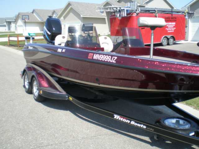 Triton boat for sale