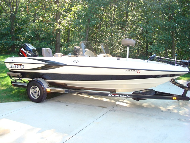 Triton boat for sale