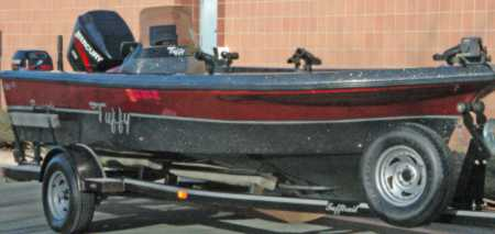 Used Tuffy boat for sale