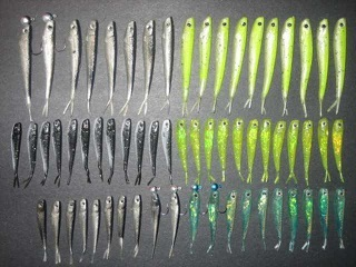 Walleye kit 64 piece