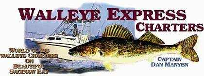 Walleye Express Charters by Captain Dan Manyen