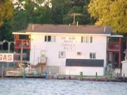 Wolf River House Bait Shop