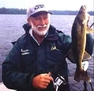 Gary Roach's own Mr. Walleye favorite Fishing Batter