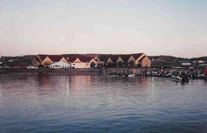 Cedar shore Resort the host hotel