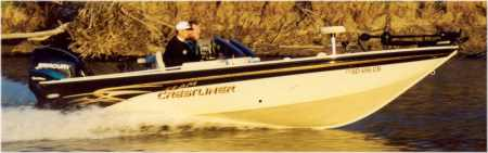 The modern walleye boat has to do it all