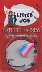 Lindy Little Joe Hatchet Harness Spinners