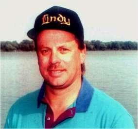 Pro Walleye Fisherman John Kolinski from Menasha Wisconsin