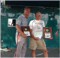 2001 MWC Oconto tournament Winners