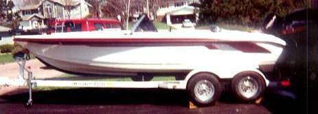 Randy Tyler's 2000 Ranger 619 DVS boat