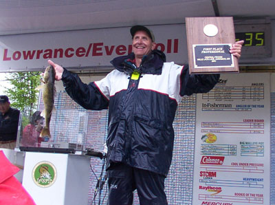 Bruce Samason takes his second PWT titile